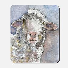 Shorn This Way, Sheep Mousepad