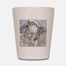 Shorn This Way, Sheep Shot Glass