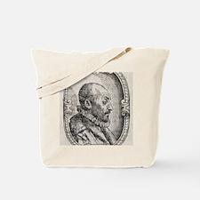Giambattista della Porta, Italian scholar Tote Bag