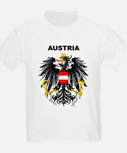 Austria Kids T-Shirt