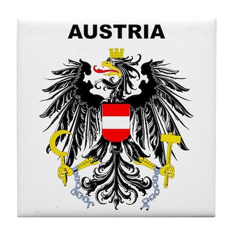 Austria Tile Coaster