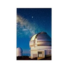Gemini North telescope, Hawaii Rectangle Magnet