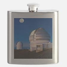 Gemini North telescope, Hawaii Flask
