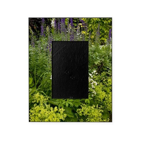 Garden flowers Picture Frame