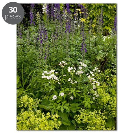 Garden flowers Puzzle