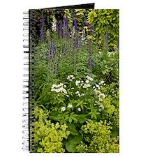 Garden flowers Journal