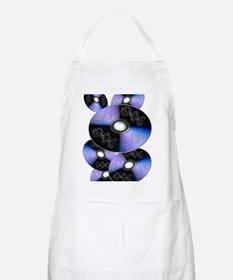 Genetic information storage, artwork Apron