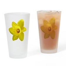 Daffodil Drinking Glass