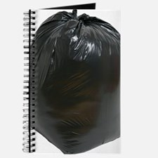 Full dustbin bag Journal