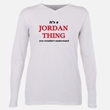 It's a Jordan thing, you wouldn't T-Shirt