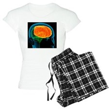 Frontal lobes in the brain, Pajamas