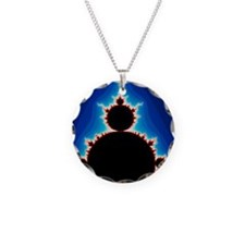 Fractal geometry showing Man Necklace