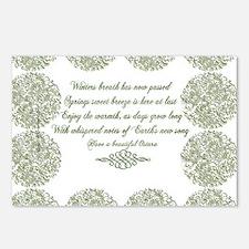 Ostara Greeting Postcards (Package of 8)