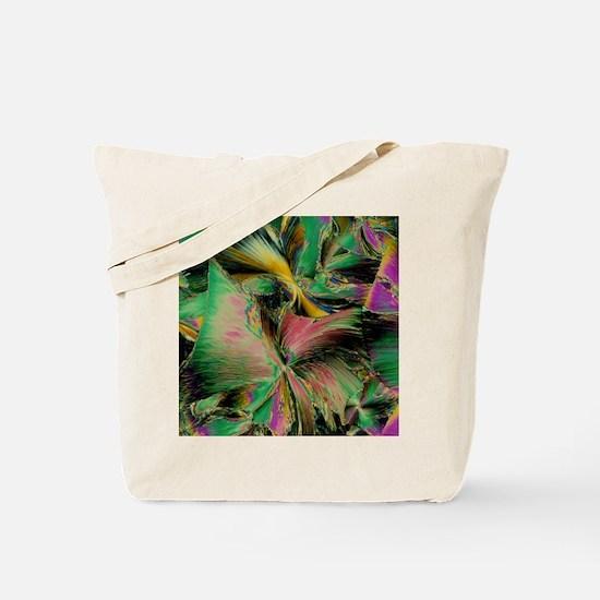Folic acid crystals Tote Bag