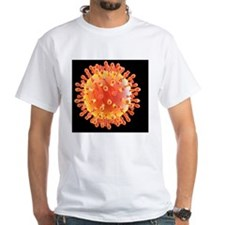 Flu virus particle, artwork Shirt