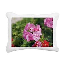 Geranium Rectangular Canvas Pillow