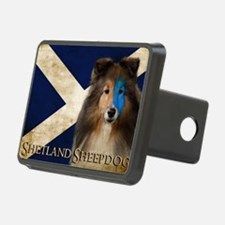 Braveheart Sheltie Hitch Cover