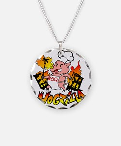 Hogzilla Necklace