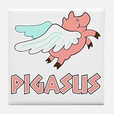 Pigasus Tile Coaster