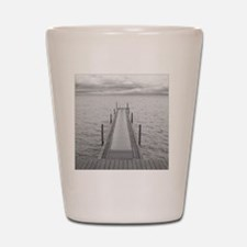seascape Shot Glass