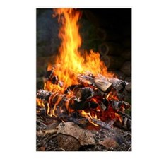 Fire Postcards (Package of 8)