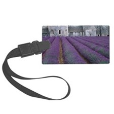 Field of lavender Luggage Tag