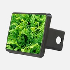 Fern leaves Hitch Cover