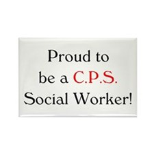 Proud CPS SW Rectangle Magnets (10 pack)