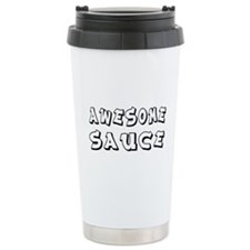 awesome sauce Travel Mug