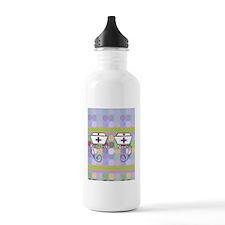Retired Nurse FF 1 Water Bottle