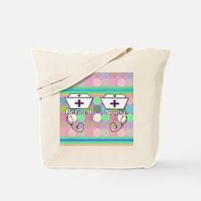 REtired Nurse FF 2 Tote Bag