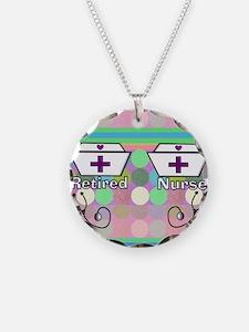 REtired Nurse FF 2 Necklace