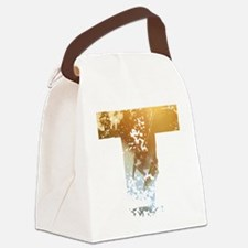 Wakeboard T Canvas Lunch Bag