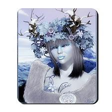 Ice Queen Mousepad