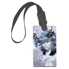 Ice Queen Luggage Tag