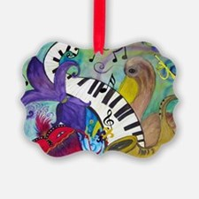 Southern Jazz Ornament