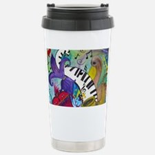 Southern Jazz Travel Mug