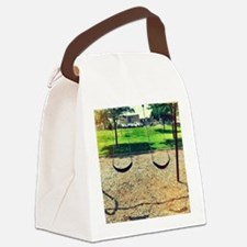 Swing Life Away Canvas Lunch Bag