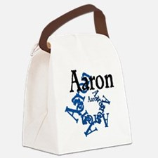 Aaron Canvas Lunch Bag
