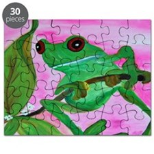 Sassy Frog Puzzle