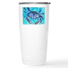 Blue Crab Travel Coffee Mug