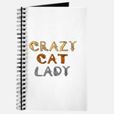 Crazy Cat Lady!!! Journal