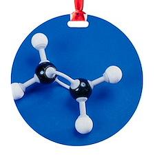 Ethene molecule Ornament