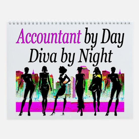 Accountant Wall Calendar