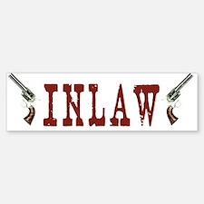 INLAW Bumper Bumper Bumper Sticker