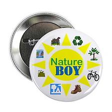 """natureboy 2.25"""" Button"""