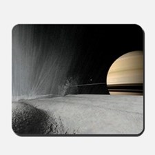 Enceladus, artwork Mousepad