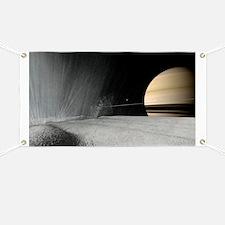 Enceladus, artwork Banner