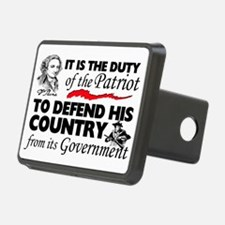 Duty Hitch Cover