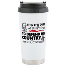 Duty Travel Mug